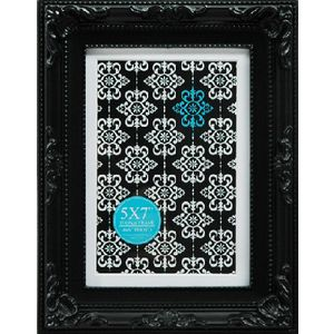 "Emporium Frame 5 x 7"" with 4 x 6"" Opening Black"