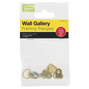 Framing Triangles 4 Pack