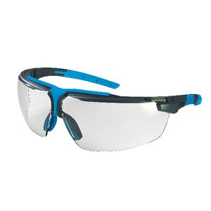 UVEX Supravision HC/AF Safety Glasses BG Clear