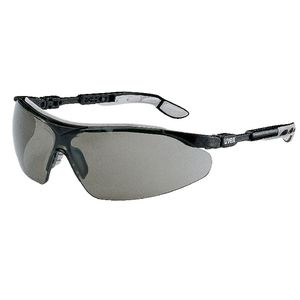 Uvex I-VO Safety Spectacle HC3000 Hard Coat Lens Grey