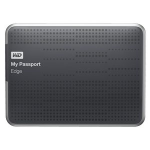 Western Digital 500gb My Passport Edge Ultra-slim Portable Drive