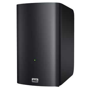 Western Digital 4TB My Book Live Duo Network Attached Storage
