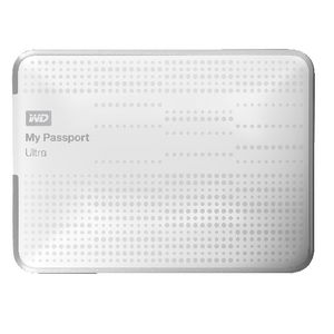 WD 2TB My Passport Ultra White