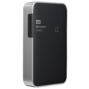 WD 2TB My Passport Wireless Portable Hard Drive