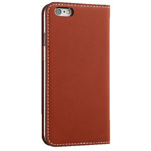 Wetherby Classic Basic iPhone 6 Case Red Brown