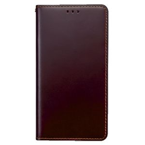 Wetherby Classic Basic Samsung Note 4 Case Dark Brown