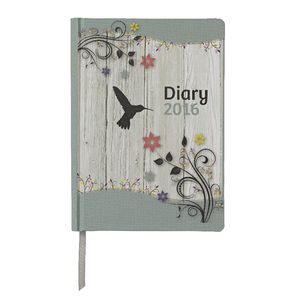 Philosophy A5 Day to Page 2016 Diary