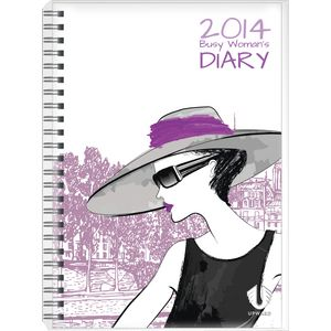 Busy Womans A5 Wtv 2014 Diary