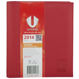 Upward Nobel A5 Dtp 2014 Diary Rd
