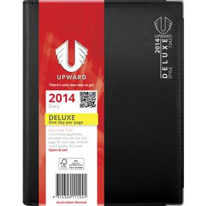Upward Dlx A5 Dtp 2014 Diary