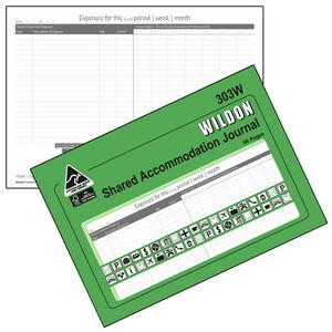 Wildon 303W Share Accommodation Journal