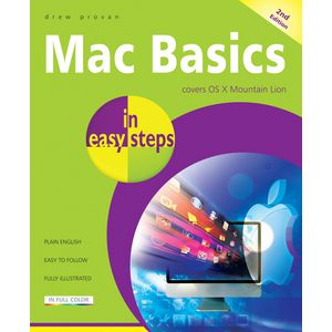 Mac Basics Mountain Lion