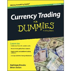 Currency Trading For Dummies Book