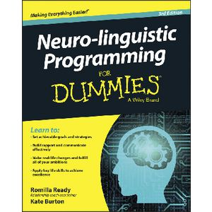 Neuro-linguistic Programming For Dummies Book