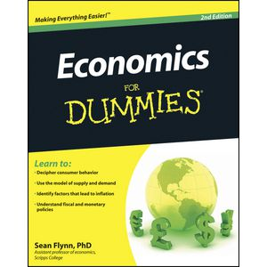 Economics For Dummies Book