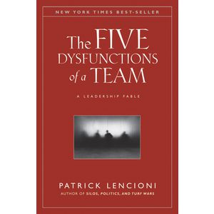 Wiley The Five Dysfunctions Of A Team Book