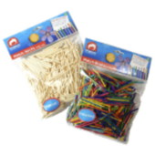 Wooden Pegs & Sticks category image