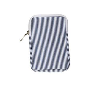 X Cotton Multimedia Pouch Blue