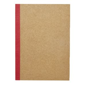 X A5 Kraft Notebook 60 Page