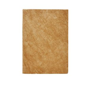 X A5 Ruled Notebook Kraft 192 Page