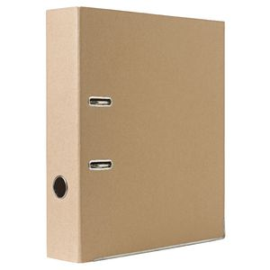 X Lever Arch File Kraft