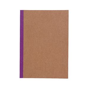 X B5 Kraft Weekly Notebook 60 Page