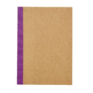 X A5 Weekly Notebook Kraft 60 Page