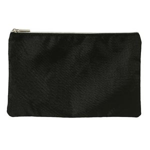 X PET Recycled Pencil Case Black