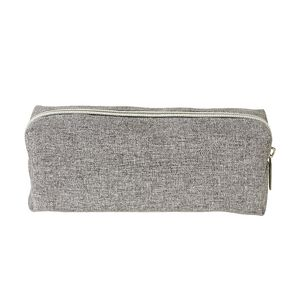 X PET Recycled Block Pencil Case Grey