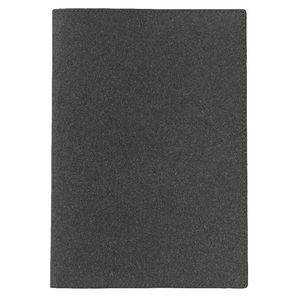 X A5 Recycled Leather Cover Journal