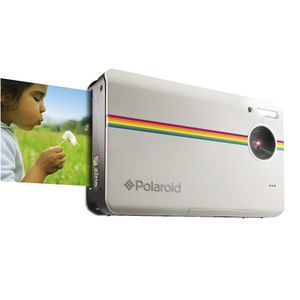 Polaroid Z2300 Instant Digital Camera White