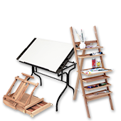 Art Stations & Easels category image