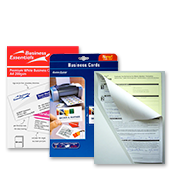 Business Cards & Forms category image