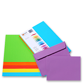 Coloured Paper category image