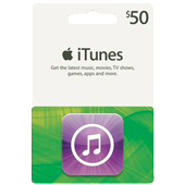 iTunes Cards category image