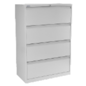 Lateral Filing Cabinets category image