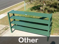 Steel Post & Rail - Other SPR Products