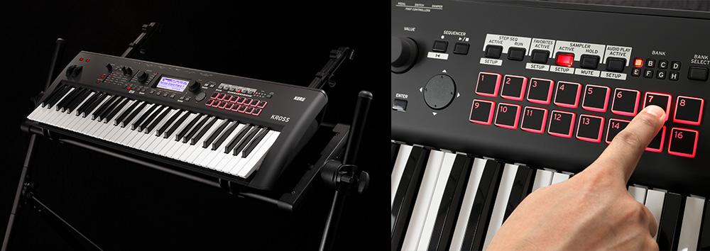 4 september 2017: Korg New Releases: Grandstage, PA-700, PA