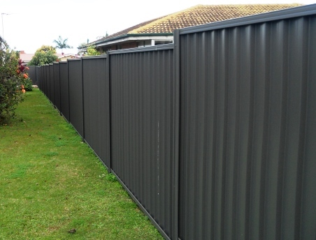 Colorbond Fencing Brisbane Superior Fences Amp Gates