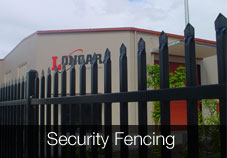 Sentinal Security Fencing