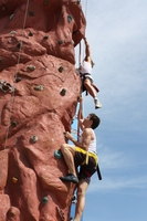 Rock Climbing Brisbane and Sydney school sports activity Base Zero