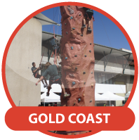 rock climbing Gold Coast - Base Zero rock climbing walls