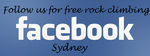 free rock climbing events in sydney