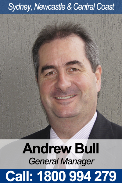 Andrew Bull - General Manager at Turnbull Hill
