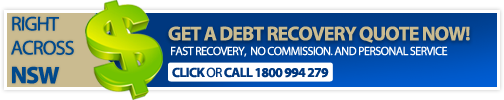 Debt Recovery in Sydney
