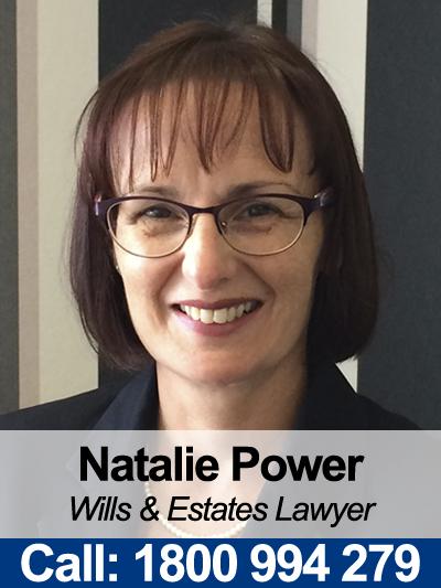 Natalie Power - Wills & Estates Lawyer in NSW