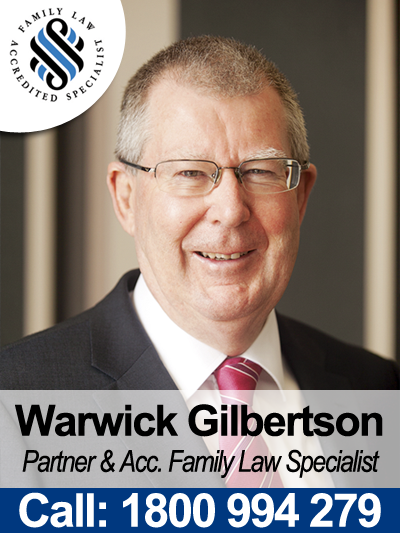 Warwick Gilbertson - Accredited Asset Protection Specialist - Turnbull Hill