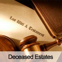 Deceased Estates
