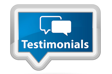 Testimonials for Adrian Corbould
