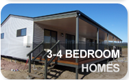 3-4 Bedroom Homes